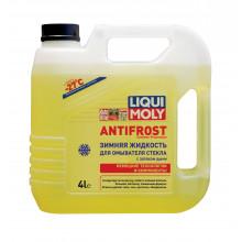 Зимняя жидкость для омывателя стекла LIQUI MOLY ANTIFROST Scheiben-Frostschutz -27C 4л. 00690