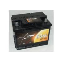 Автомобильный аккумулятор АТОМ 60 Ач 450 А