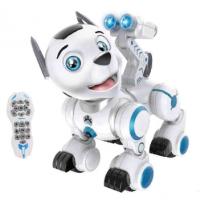 Робот собака ДРУЖОК ZYB-B2856 сенсорные датчики, свет, звук, лай, программируется