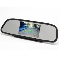 Зеркало со встроенным монитором размер  5  дюймов
