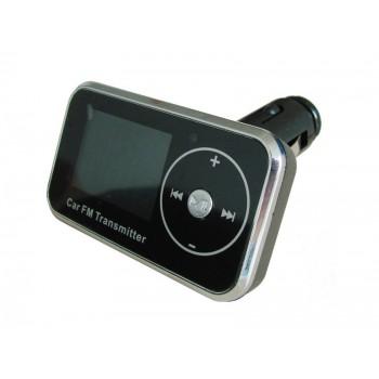 FM трансмиттер+ MP3 плеер с дисплеем и пультом AVS F-515