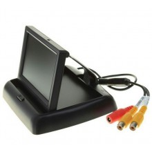 Монитор для камеры заднего вида 4,3 дюйма, выдвижной