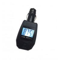 MP3 плеер + FM трансмиттер с дисплеем и пультом AVS F-462