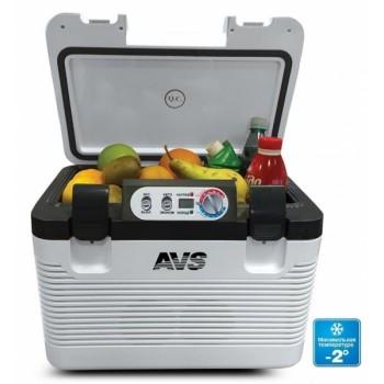 Автомобильный холодильник AVS CC-19WBC 19л 12V/24V/220V программное управление
