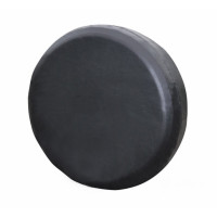 Чехол на запасное колесо из эко-кожи, AVS L (74-79 см)  77203
