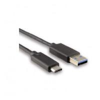 Кабель AVS Type C 1 м. USB 2.0 TC-31