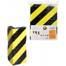 Мат парковочный угловой/фронтальный для защиты кузова, Размер (см) 3,8х25х33