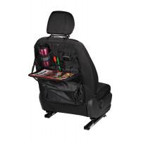 Органайзер на спинку переднего сидения со столиком (59х40х25см), черный AO-BS-02