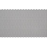 Сетка для защиты радиатора, 10 мм, 120*25 см, черная (1 шт.)  APM-A-04