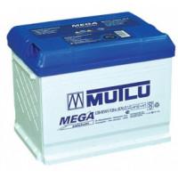 Аккумулятор Mutlu Blue Silver 6СТ-60 R+ низкая 540А