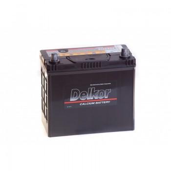 Аккумулятор DELKOR 6СТ-55  (70B24LS)  480 A