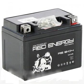 Аккумуляторная батарея Red Energy RS 1204    4 Ач полярность обратная