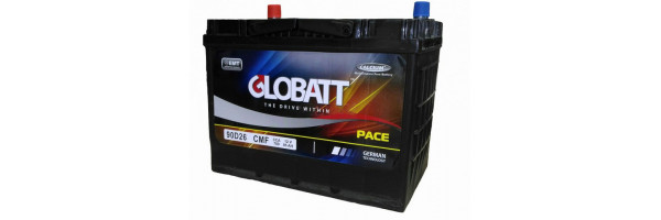 Аккумулятор GLOBATT 90Ah  105D31