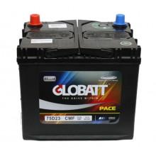 Аккумулятор GLOBATT 65Ah 75D23L