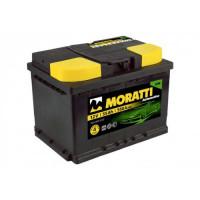 Аккумулятор Moratti 6ст- 60а/ч .(560 065 057)