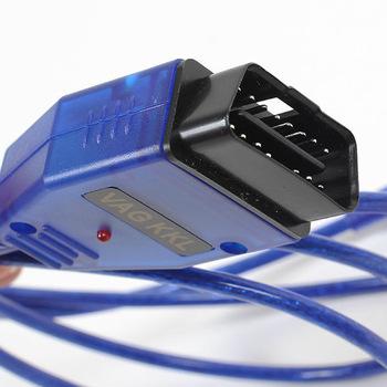 Универсальный адаптер VAG-COM 409.1 (KKL)