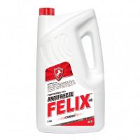 Антифриз FELIX CARBOX красный 5 кг