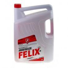 Антифриз FELIX CARBOX красный 10 кг