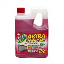 Антифриз AKIRA COOLANT red/красный -40С 2л. 52-035