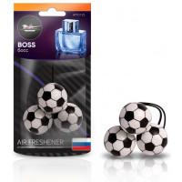Ароматизатор подвесной Футбол boss AFFO125