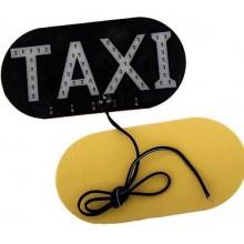 Светодиодный знак такси