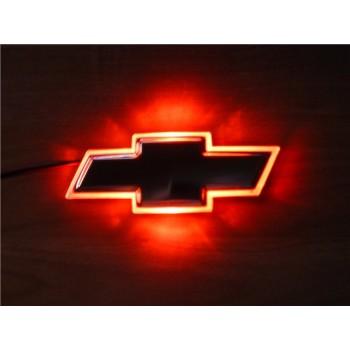 Светящийся логотип Chevrolet