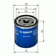 Масляный фильтр BOSCH P3336  0451103336