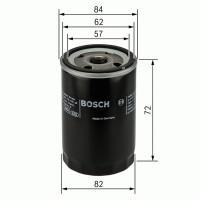 Масляный фильтр BOSCH P 3316 / 0 451 103 316