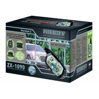 Автосигнализация Sheriff ZX-1090 с автозапуском