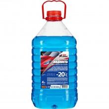 Жидкость стеклоомывателя Кристалл -20C  4л.