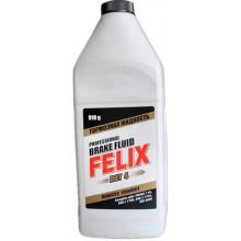 Тормозная жидкость FELIX ДОТ 4 910гр. 430130006