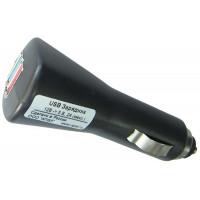 USB зарядное устройство от автомобильного прикуривателя АПЕЛ
