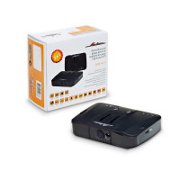 Видеорегистратор + Радар-детектор + GPS 3 в 1:  AIRLINE  AVRD-HD-01