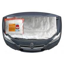Утеплитель для двигателя, стеклоткань, цвет белый,160*90см ACC-03