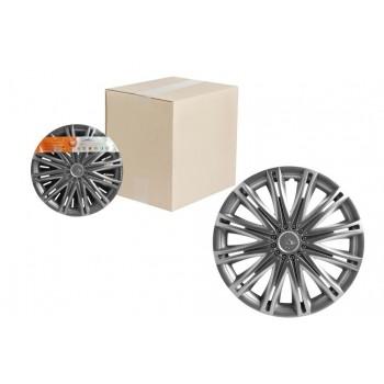 Колпаки колесные 15 дюймов Скай, серебристый 2шт AWCC-15-11