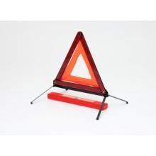 Знак аварийной остановки с металлическим основанием AT-03