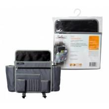 Органайзер на спинку переднего сидения (32*10*37см) AO-BS-02 черный
