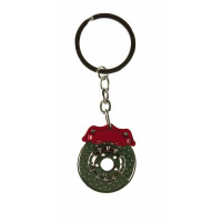 """Брелок для ключей """"Тормозной диск"""" ПР032195"""