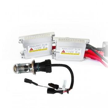 Комплект биксенона H4 Maxlight slim 9-16V 35W AC