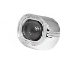 """Комплект масок 3.0"""" дюйма 131 LED для биксеноновых линз с ангельскими глазками"""
