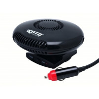 Вентилятор автомобильный KOTO с функцией подогрева 200Ватт EFB22012V-901 12V-901