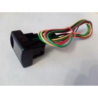 Цифровой CAN индикатор температуры двигателя Лада Гранта, Калина 2 АПЭЛ