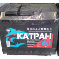 Аккумулятор Катран 6СТ-60 12V 480А