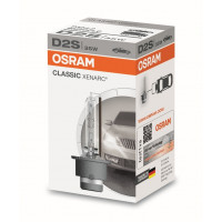 Лампа ксеноновая osram Classic Xenarc D2S 85V 35W  66240CLC