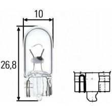 Лампа HELLA W5W 24V 8GP003594-251