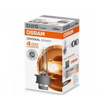 Лампа ксеноновая OSRAM Xenarc Original D2S 35W 4100K 66240