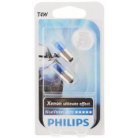 Лампа PHILIPS 4 BT. BLUE Vision 2шт. 12929NBVB2