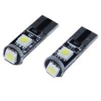 Светодиодная лампа T10 W5W, W16W T15 Canbus 12V