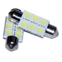 Светодиодная лампа Fest  C5W 36mm