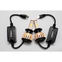 Комплект LED ламп головного света G6 Canbus (вентилятор) 12-24V